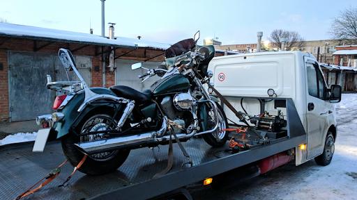 эвакуация мотоциклов